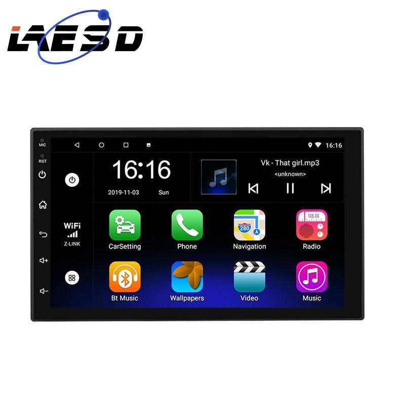 Wholesale in stock 7 inch 9 inch 1+16G 2+32G TN Screen car radio android Universal 2 din mp5 radio