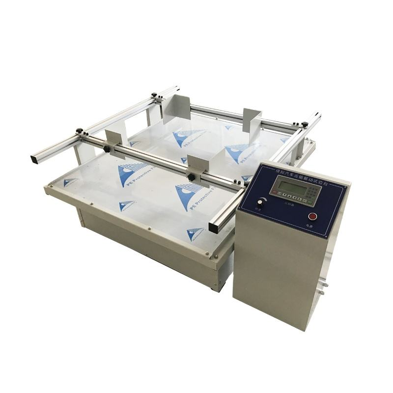 Transportation Vibration Test Machine Simulated Automobile Transportation Vibration Table