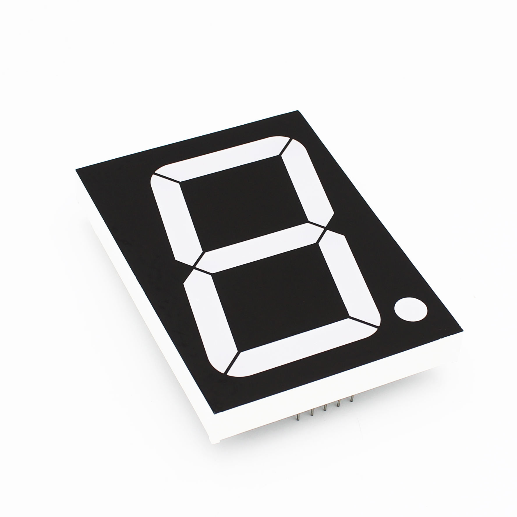 8 inch 7 segment led display KEM-80011-A/BSR