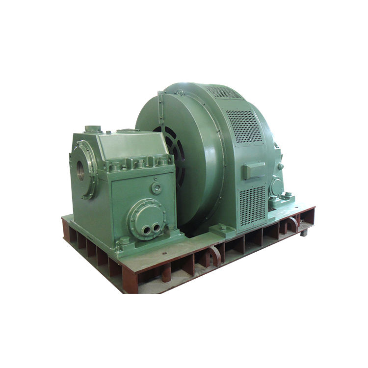 High efficiency small hydro power generator for river