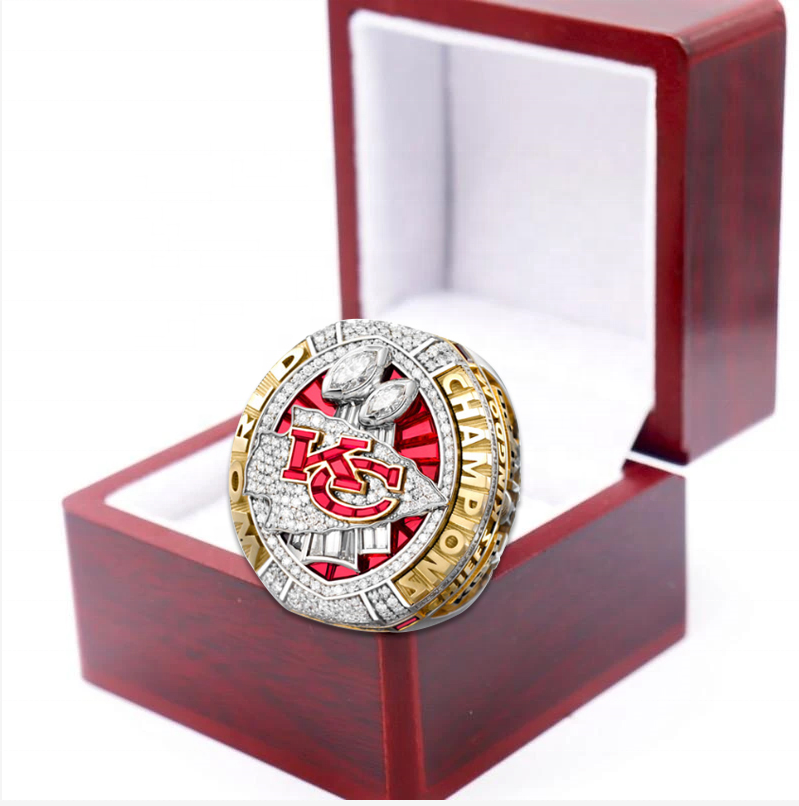 The newest 2020 Kansas City Chiefs Official Championship Rings