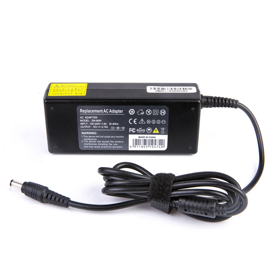 90W 19V 4.74A 5.5*2.5 power adapter for toshiba laptop charger 19 v