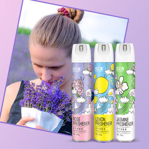 24 hours long-lasting home spray perfume refresh flower smell air freshener spray