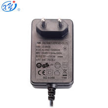 12v 2a 24W TUV GS CE EMC EU UK plug ac dc adapter power supply