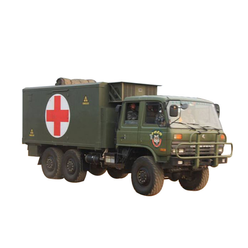 Hot selling model car ambulance with great price