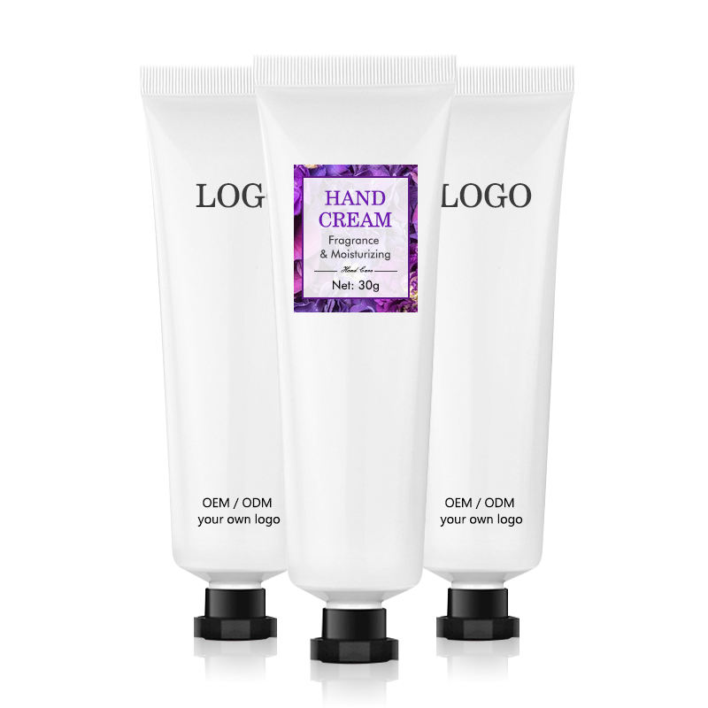 Private Label Repairing Hand Cream Moisturizing Lotion No Logo OEM