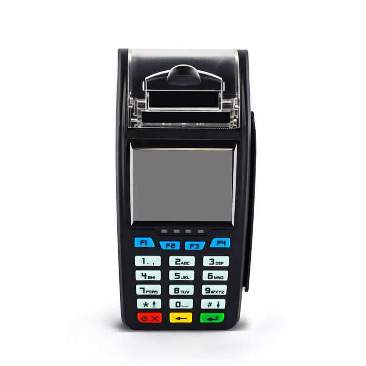 portable contactless payment gprs nfc wireless mobile pos all in one point of sale machine In stock