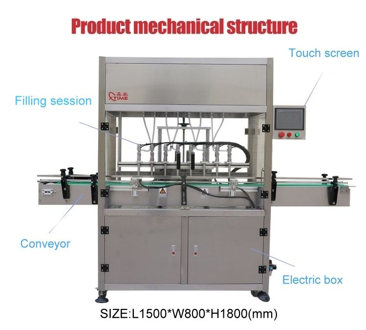 Automatic Craft Beer Aluminum Can Filling Sealing Machine / Beer Canning Equipment Line
