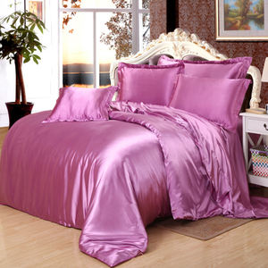 Perfect Quality Duvet Cover Set Fitted Sheet Bedding Cool Breathable Tencel
