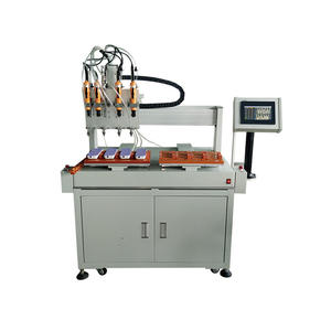 Manufacturer Fully Automatic Screwdriver Customized Self Tightening Electric Locking Screw Machine