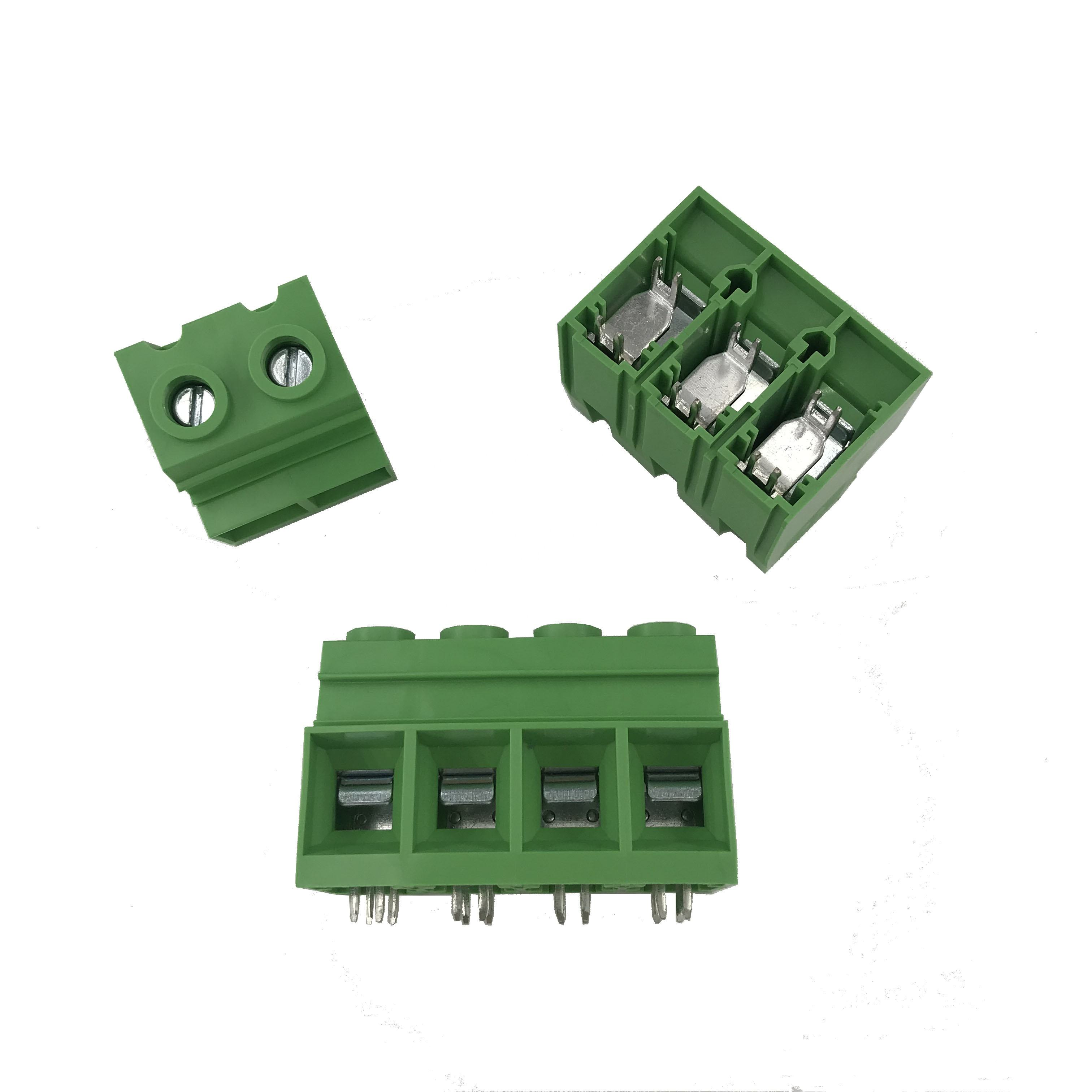 Telephone Motor PCB screw terminal block XK137T-15.0-3P with large power distribution 15.0mm pitch 600V 125A