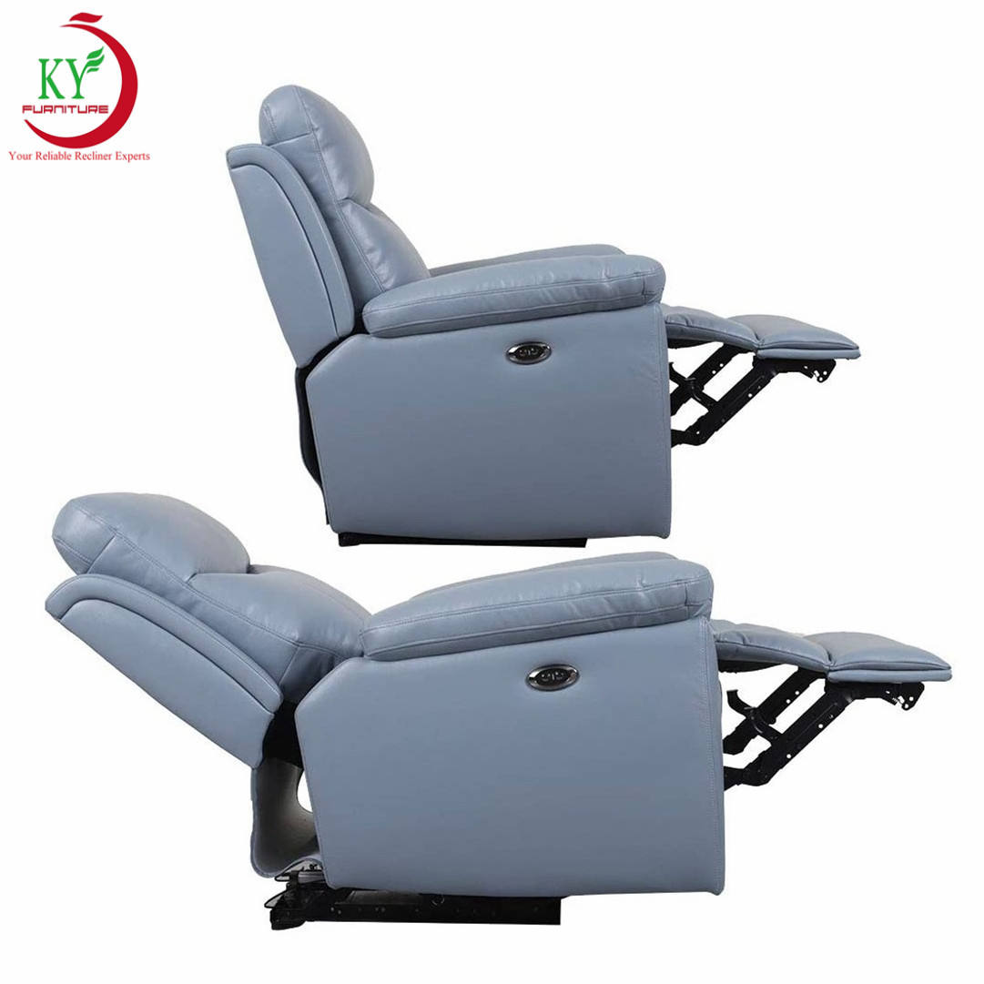 JKY Furniture Power Electric Reclining Movie Theater Sofa Chairs For Living Room