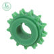 Plastic Sprocket Nylon Sprocket Plastic Factory Processing Customized MC Nylon Oil Gear Wear-resistant Anti Corrosive Nylon Custom Sprocket