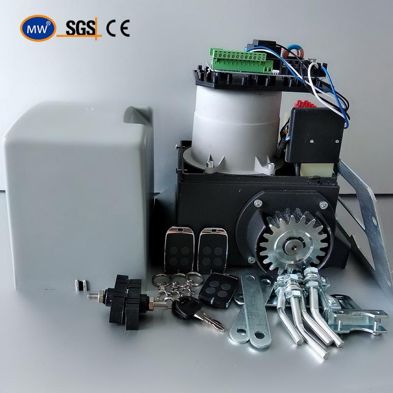 MW High quality automatic door operators sliding gate motor with control board