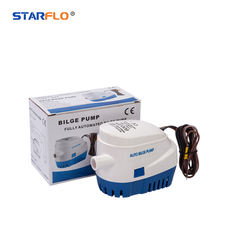 STARFLO 600GPH 750GPH 1100GPH automatic submersible self priming bilge water pump