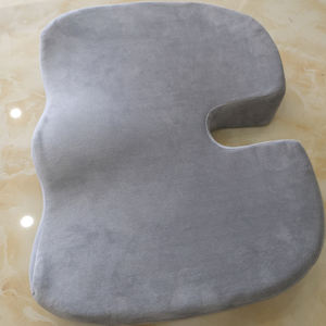 OEM factory wholesale lumbar Tailbone seating cushion office chair slow rebound rest Memory Foam pillows gel
