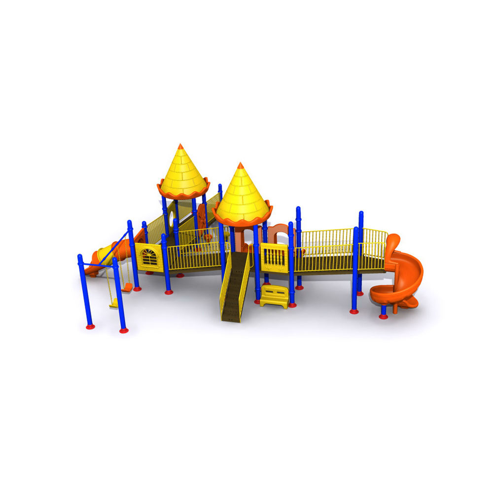 Newest Natural Kid Play Outdoor Playground Equipment. kiddie play