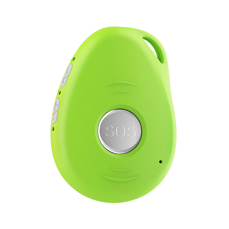 Two Way Communication CDMA 2G GPS Tracker SOS Alarm Eview EV07 Global Real Time Tracking Device for Elderly