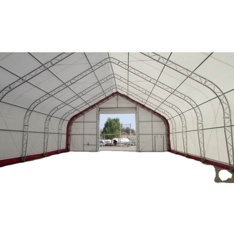 W50' <span class=keywords><strong>X</strong></span> L100' <span class=keywords><strong>X</strong></span> H26' Heavy Duty Pvc Stof Magazijn Tent