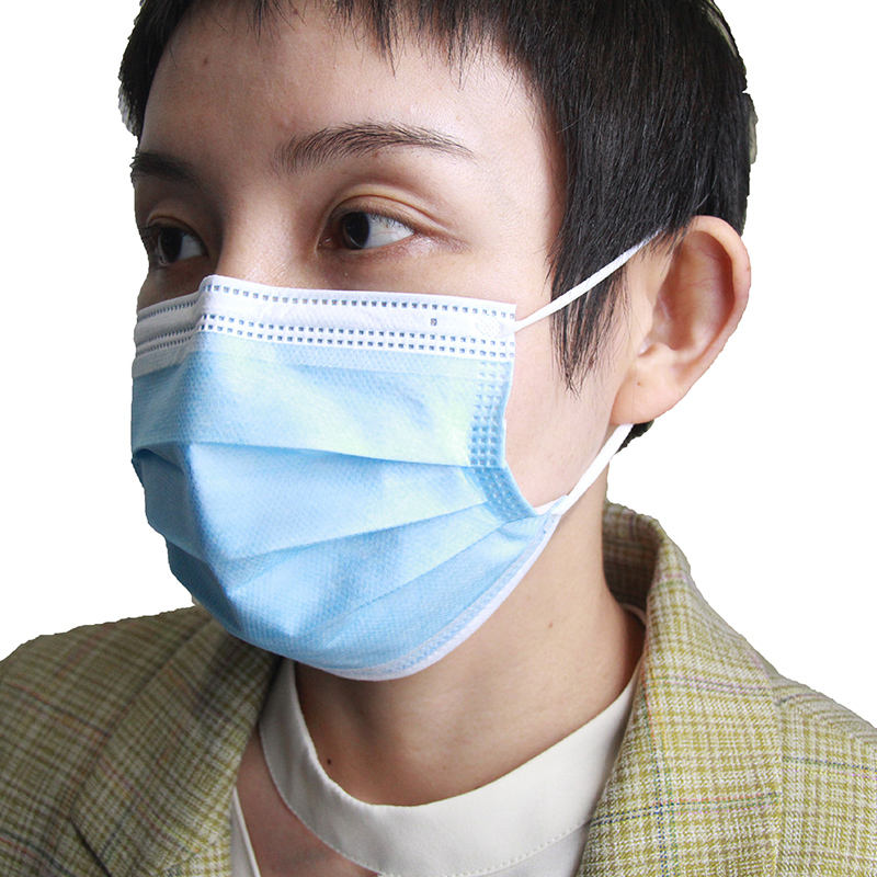 High Quality Disposable 3ply Medical Face Mask