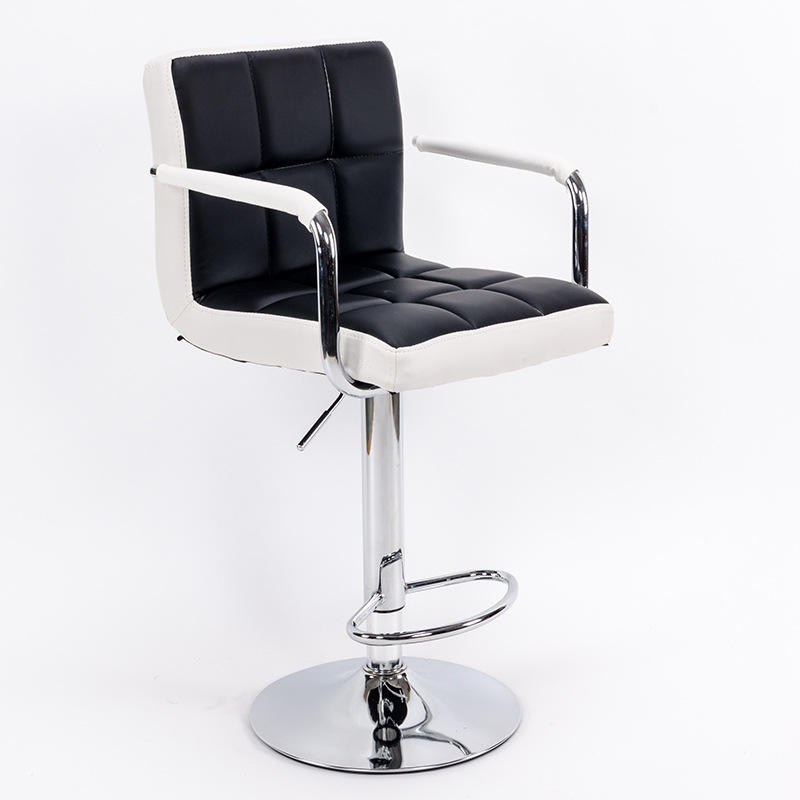 Modern hot selling PU leather adjustable bar stool chair Promotion bar chair