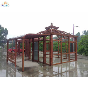 Alu Veranda Lows Green Living Room Garden Walls Gardens Outdoor Greenhouse Polycarbonate Grow House