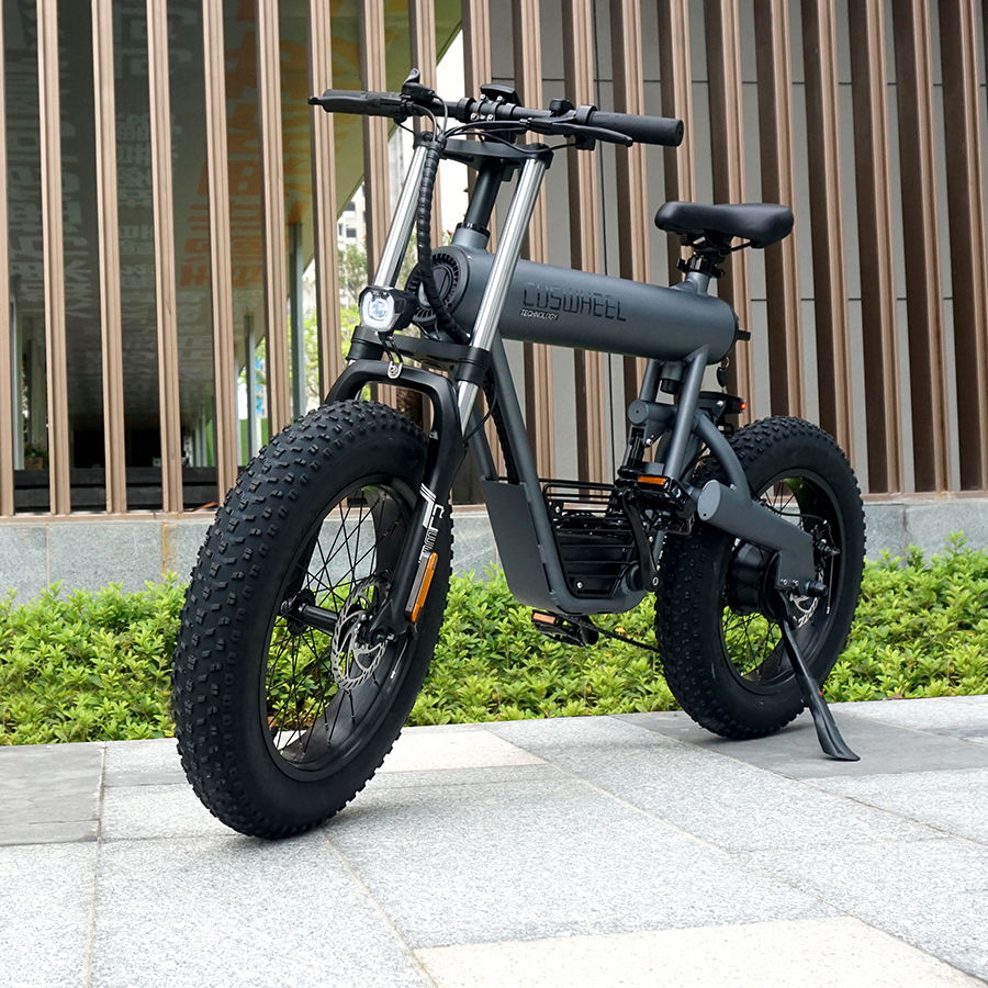 EXW Price Wholesale 48V 500W Coswheel Electric Bike Electric Bikes
