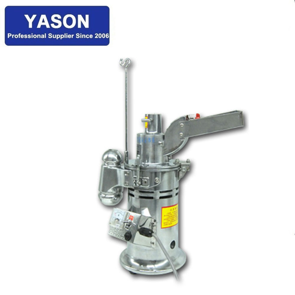Continuous feeding grinding machine, water-type powder machine, Chinese herb grinder