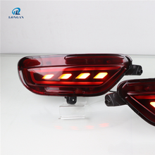 Daytime Running Lights For CX-5 2015 2018 drl fog lamp 12V DRL  lights fog Car Accessories