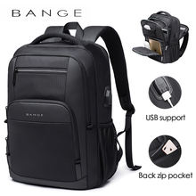 Factory cheap bange boys nylon student charging laptop travel school bags water proof usb bag school waterproof laptop backpacks