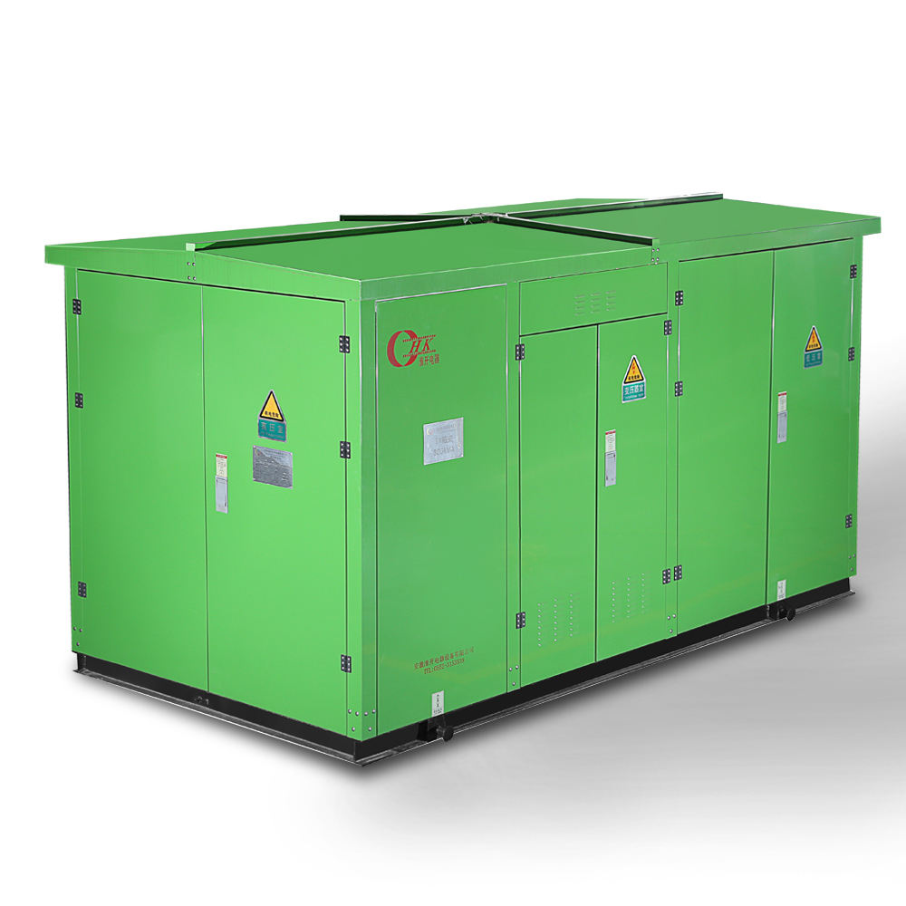 high-voltage substations with gas-insulated switchgear rated voltages 11kV to 132 kV for indoor and outdoor switching