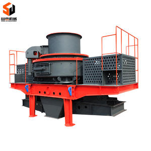 Dolomite gravel blowing artificial sand making machine