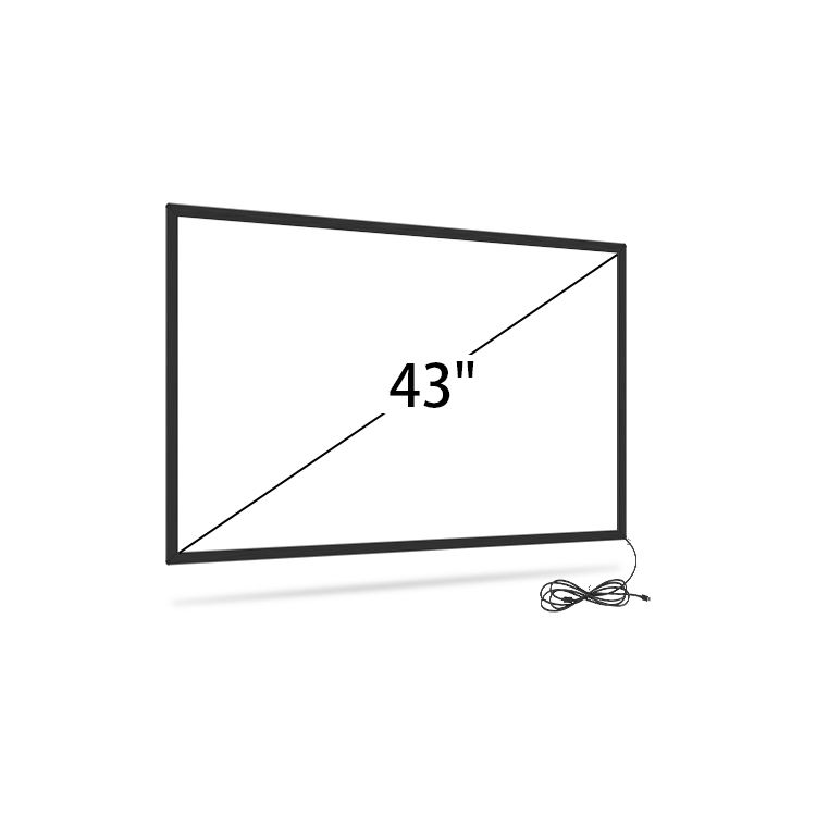 "Alta calidad IR multi pantalla táctil/Panel/Kit de Marco 43 ""16:9 para TV LED, mesa interactiva"