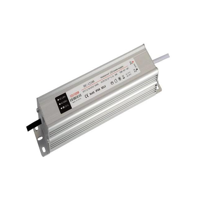 Agi32 Layout [ 12v Led Driver Transformer ] Led Driver 12v 12V 8.3A 100W Waterproof LED Power Supply Driver Transformer Adapter For Lighting Strip With Outdoor