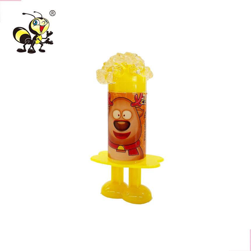 Liquid Sweet Jelly Hot Sell New Products Gelatin Jam Tubbies Magic Hair Candy