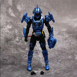 Kamen Rider Blizzard Vorm Bevroren Rode Daddy Beweegbare Boxed Anime Handgemaakte Model Speelgoed Anime Action Figure Anime Figuren