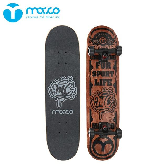 macco Professional Competition Double Axle Highway Skateboard SP