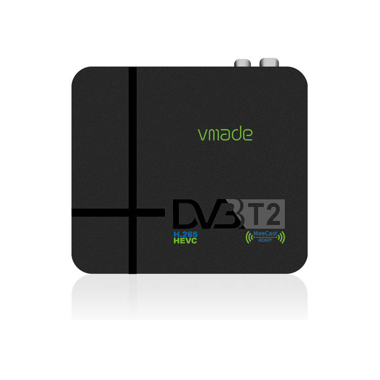 <span class=keywords><strong>Internet</strong></span> TV K2 MeeCast H.265 <span class=keywords><strong>DVB</strong></span> T2 MPEG4 Digitale Free To Air Set Top Box di supporto del telefono mobile miracast