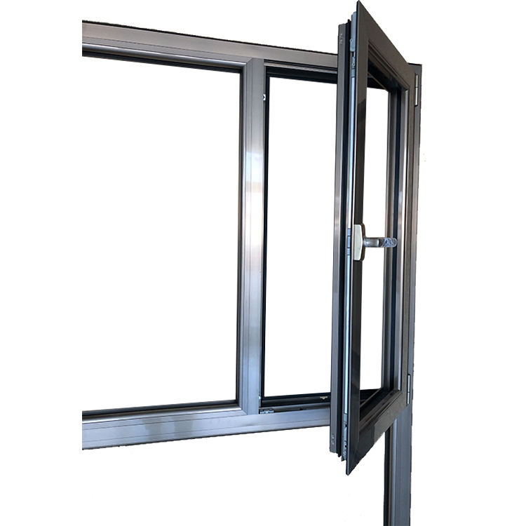 Thermal upgrade insulation aluminium frame windows