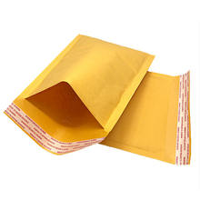 Mailing Eyeshadow Pan Jewelry Pouch Packaging Kraft Paper Bubble Mailer Padded Wrap Small Bubble Custom Envelope Bag
