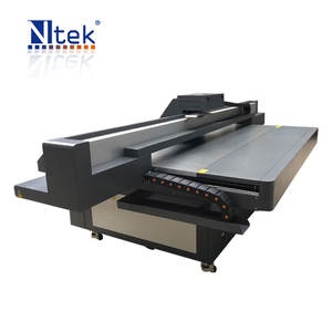 Ntek Wholesale 3D Photo UV Printer 2513G Printing Shop Machines