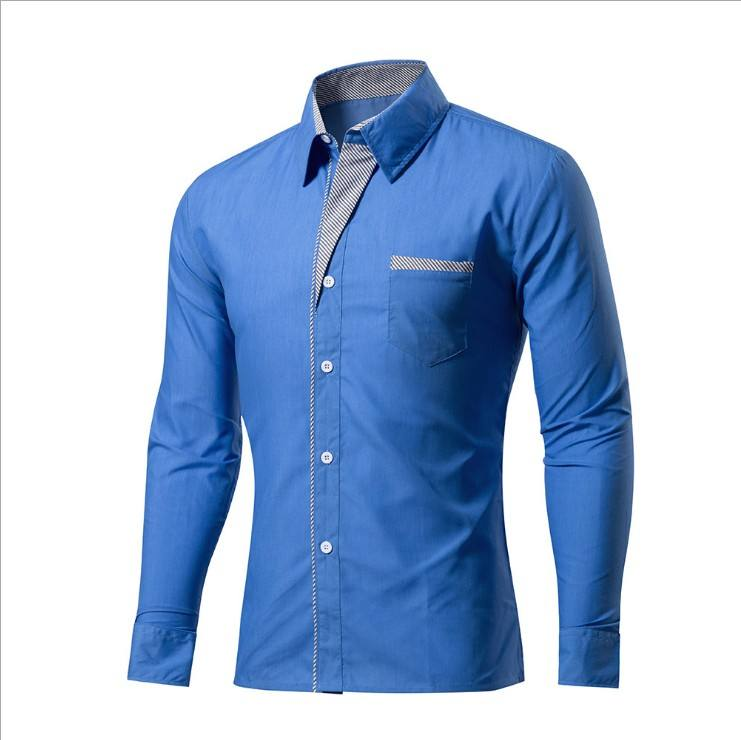 Factory price wholesale men shirt fabric dress designs made in China