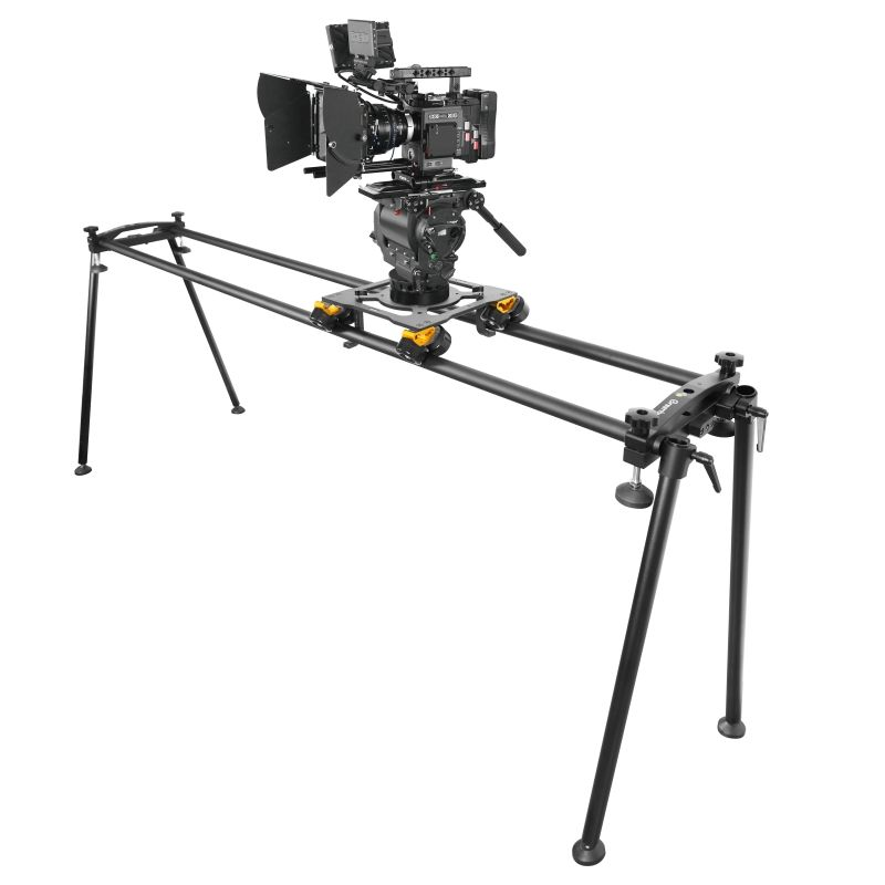 Hot sale 2019 Greenbull BX200+ camera slider manual model with connectable tracks design slider camera photography accessories