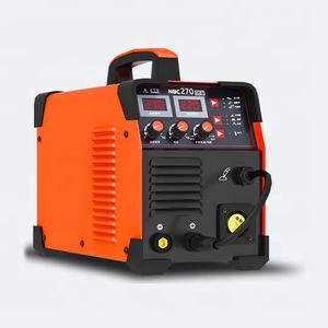 NBC-270 New technology. Hot sale No gas welding 4-in-1 MAG/MIG/TIG/ARC /Gas welding Multifunctional
