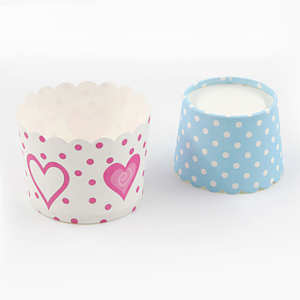 Disposable Customized Cake Baking Cups