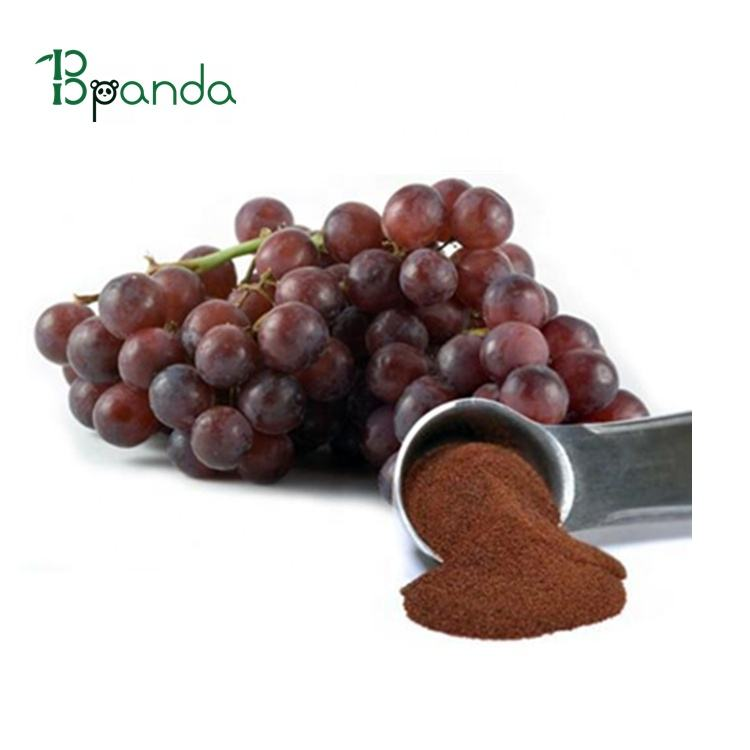 Natural Anti Oxidant Powder Grape Seed Extract grape seed anthocyanins with price reasonable