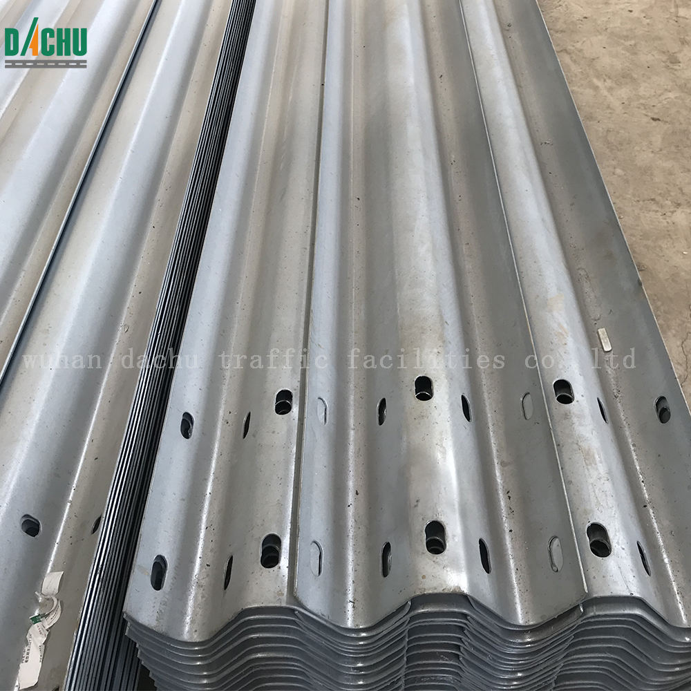 Road Safety High Quality Guard Rail Used