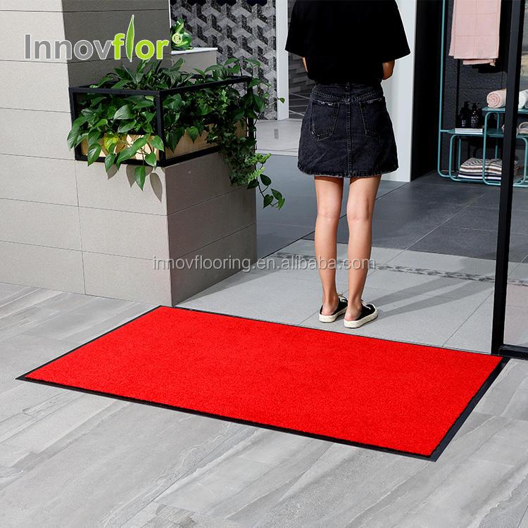 <span class=keywords><strong>3M</strong></span> Amazon Anti-fatiga Anti-Slip poliéster estera de puerta Baleno piso Mat mejor calidad alfombra de baño