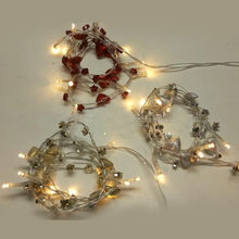 garland led light christmas light christmas decoration