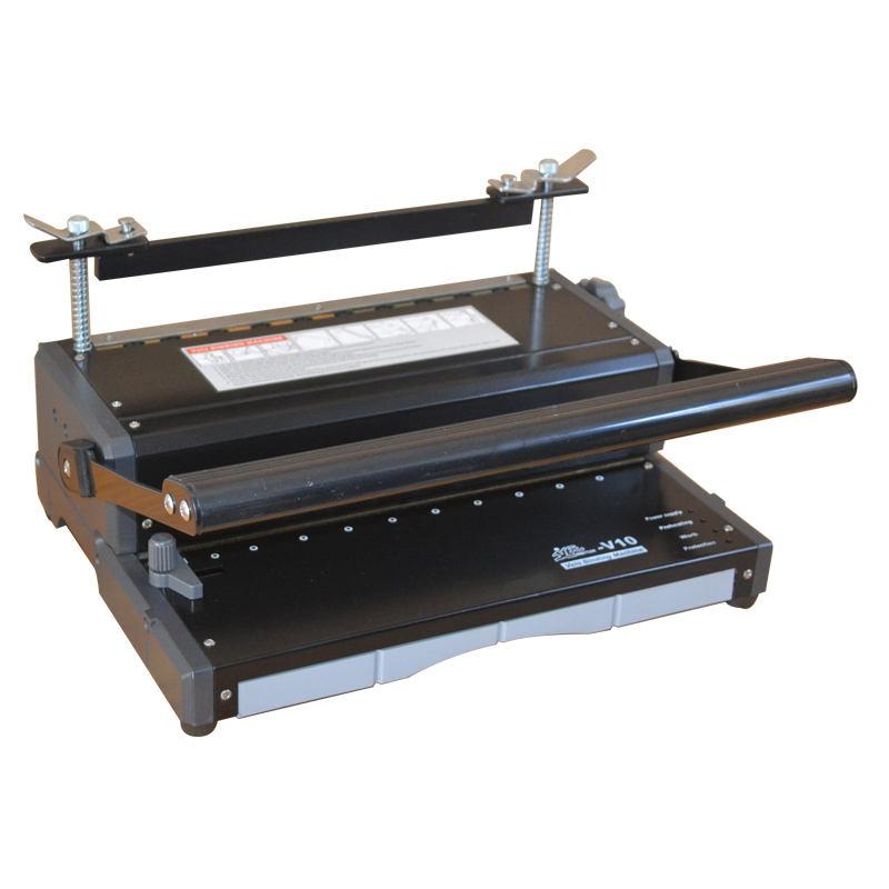 SIGO V10 velo Elétrico máquina de <span class=keywords><strong>encadernação</strong></span> de livros